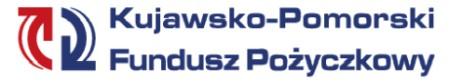 Kujawsko-Pomorski Fundusz Pożyczkowy stona główna